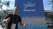 Repórter Cinematográfico atuou nos Jogos Paralímpicos Rio 2016 (Arquivo Pessoal)
