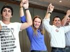 Sabino Castelo Branco anuncia apoio à Vanessa no 2º turno em Manaus