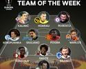 Dante, Marlos e Giuliano se destacam e integram a seleção da semana