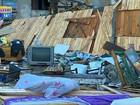 Cerca de 1,6 mil estão fora de casa por temporal em São Francisco de Paula
