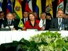 Uruguai era contra entrada da Venezuela no Mercosul, diz chanceler