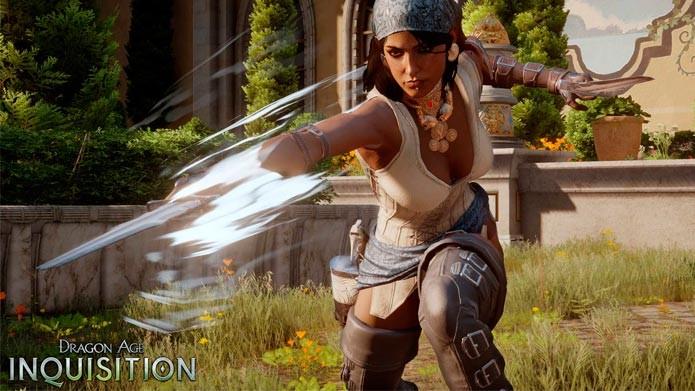Isabela retorna como nova personagem para o modo multiplayer (Foto: Divulgação)