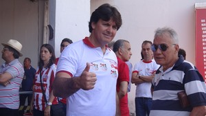 Alexandre Homem de Melo - Náutico (Foto: Thiago Augustto)