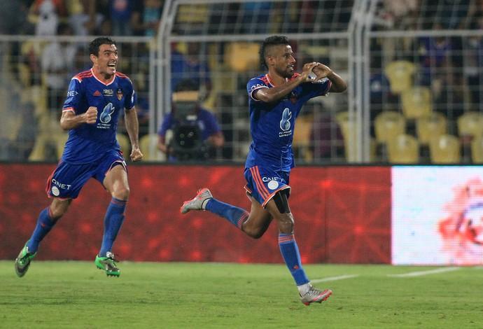 Leo Moura FC Goa (Foto: Divulgação)