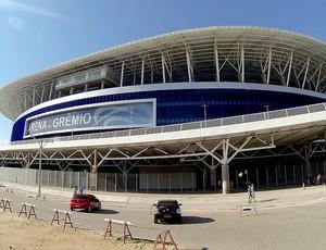 Arena do Grêmio Wesley (Foto: Wesley Santos/Agência PressDigital)
