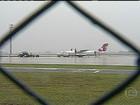 Passageiros do avião que fez pouso forçado na Paraíba seguem viagem