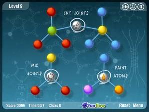 Atomic Puzzle