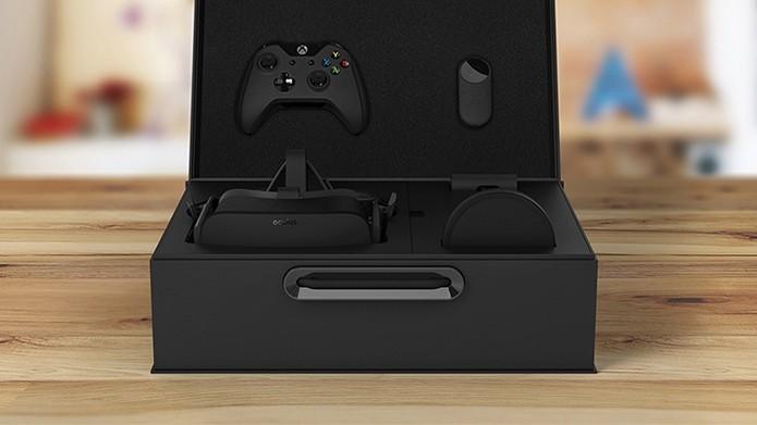 Custando U$ 599, Oculus Rift é aberto a pré-venda (Foto: Divulgação/Oculus VR)