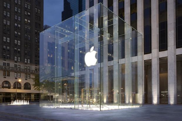 Loja da Apple em Nova Iorque (Foto: Divulgação)