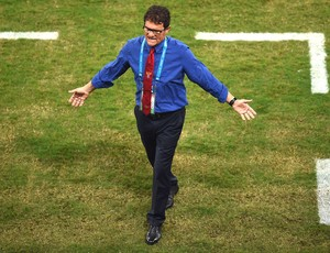 Fabio Capello no jogo Russia x Coreia (Foto: Getty Images)