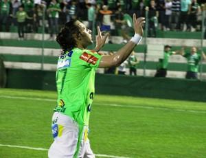 Figueirense x Chapecoense Rodrigo Gral (Foto: Aguante Comunicação/Chapecoense)