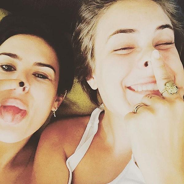 Rumer e Tallulah Willis (Foto: Instagram)