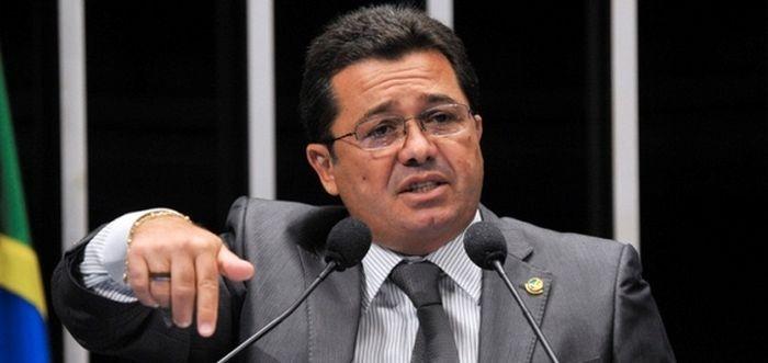 Senador Vital do Rêgo  (Foto: Agência Senado)