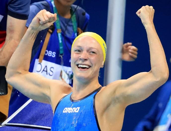 Sarah Sjostrom (Foto: Reuters)