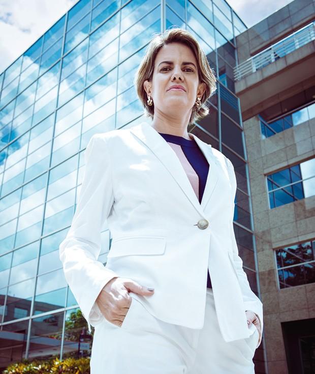 Cristiane Moncau, advogada  (Foto: Fred Othero)