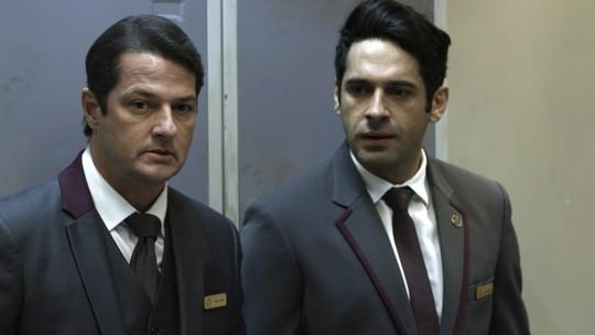 Malagueta descobre novo plano de Júlio para devolver dinheiro