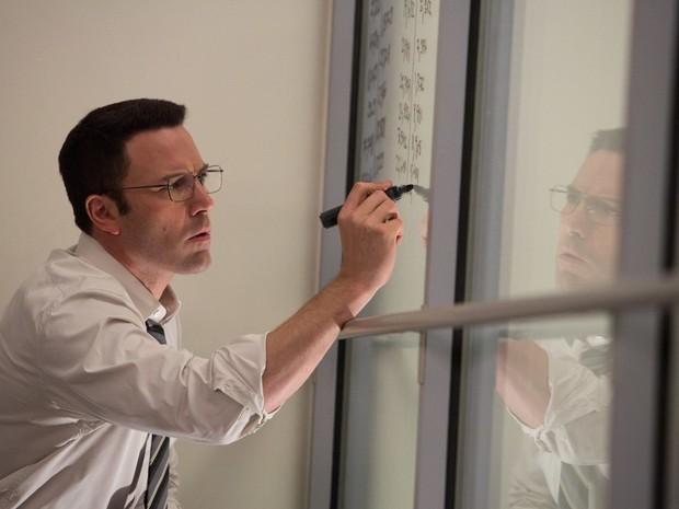 Ben Affleck em 'O contador' (Foto: Divulgação)