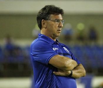 Estevam Soares, técnico do CSA (Foto: Ailton Cruz/ Gazeta de Alagoas)