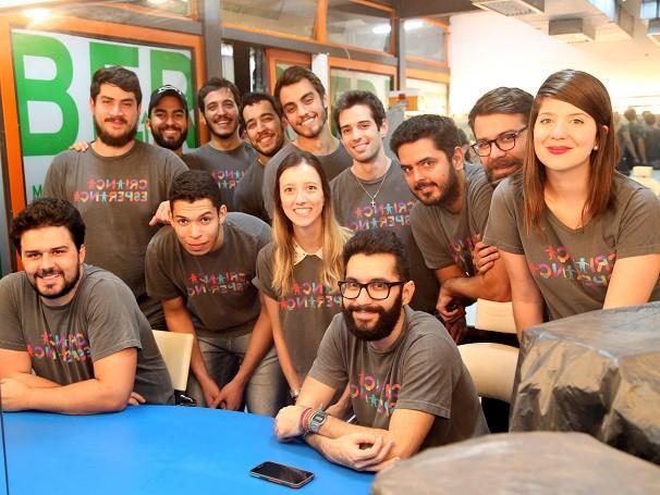 Igers se reuniram no galpão do Spectaculu, no Rio de Janeiro (Foto: Divulgação/  Lucas Conrado)