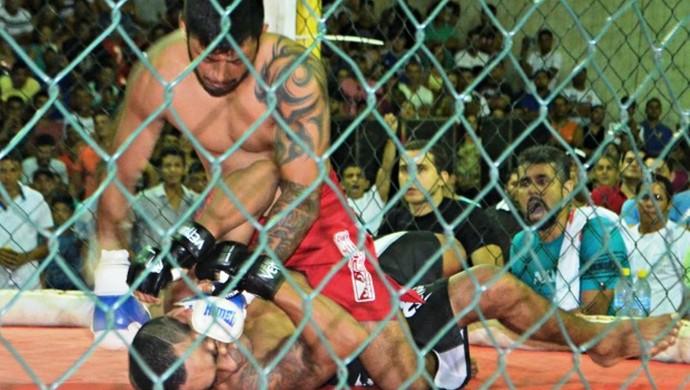 2º Náuas Combat (Foto: Adelcimar Carvalho)