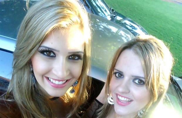 Irmã da Tatiele já apoia o interesse de Roni na sister (Foto: Reprodução/Redes sociais)