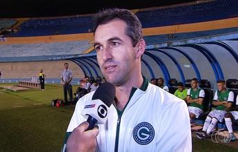Condé minimiza empate e confirma chegada de zagueiro ex-Atlético-GO