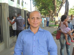 Zeca Madeireiro teria recebido susposto favorecimento ilícito de ex-prefeita do município (Foto: Ascom/TRE-AP)