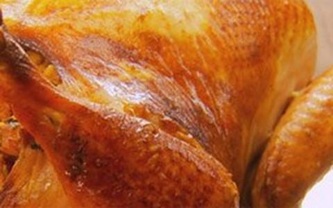 O Lendário Turducken: peru recheado com pato e frango