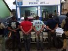 Operação conjunta prende suspeitos de roubo de cobre em Pernambuco