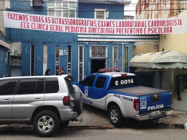Dono de 8 laboratórios clandestinos emitia exames falsos em Salvador