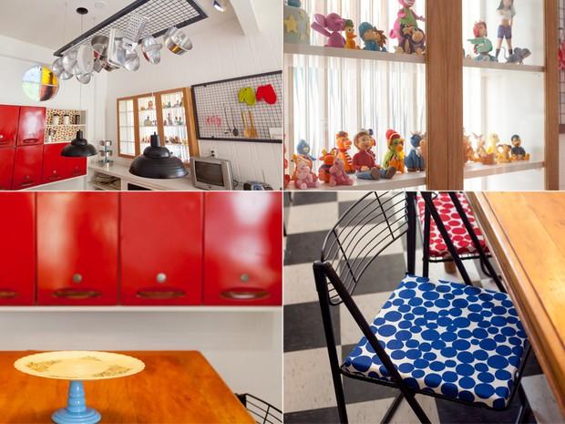 Decorao retr  tendncia para transformar a cozinha (Foto: Elisa Mendes/Divulgao GNT)