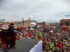 FOTOS: Folia dos Papangus reúne famílias e grupos de amigos