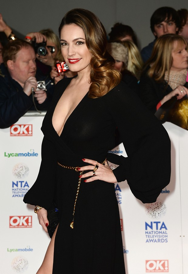 Kelly Brook (Foto: Getty Images)