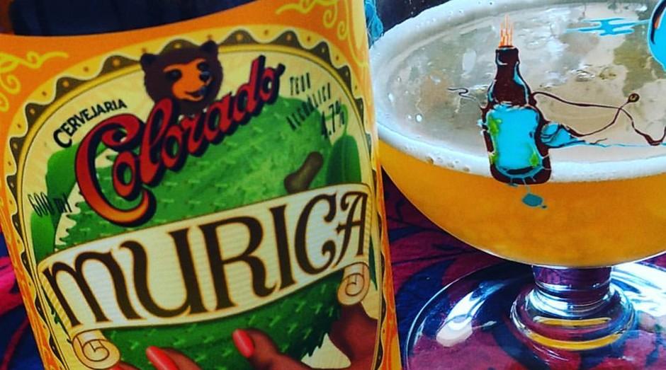 A Murica, da Colorado, foi uma das marcas premiadas da Ambev (Foto: Divulgação)