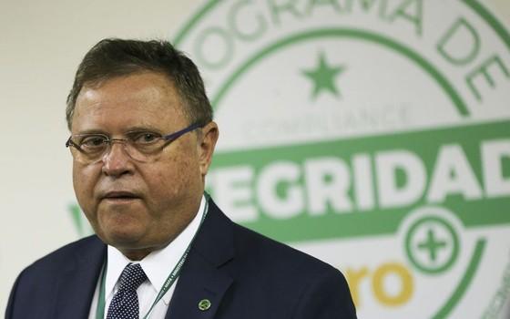 Blairo Maggi (Foto: Marcelo Camargo/Agência Brasil)
