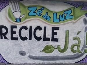Reciclagem e cuidados com energia elétrica estão entre os temas (Foto: Divulgação / Energisa)