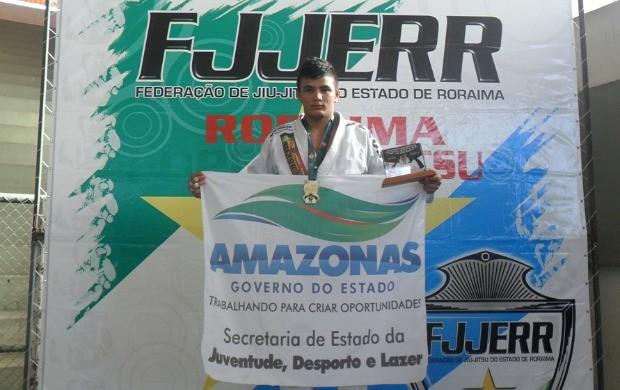 jiu jítsu amazonas (Foto: Divulgação Sejel)