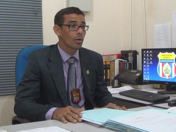 Segundo delegado Francisco Rocha, denúncia foi feita nesta sexta (Foto: Ivanir Valentim/ TV Amazonas)