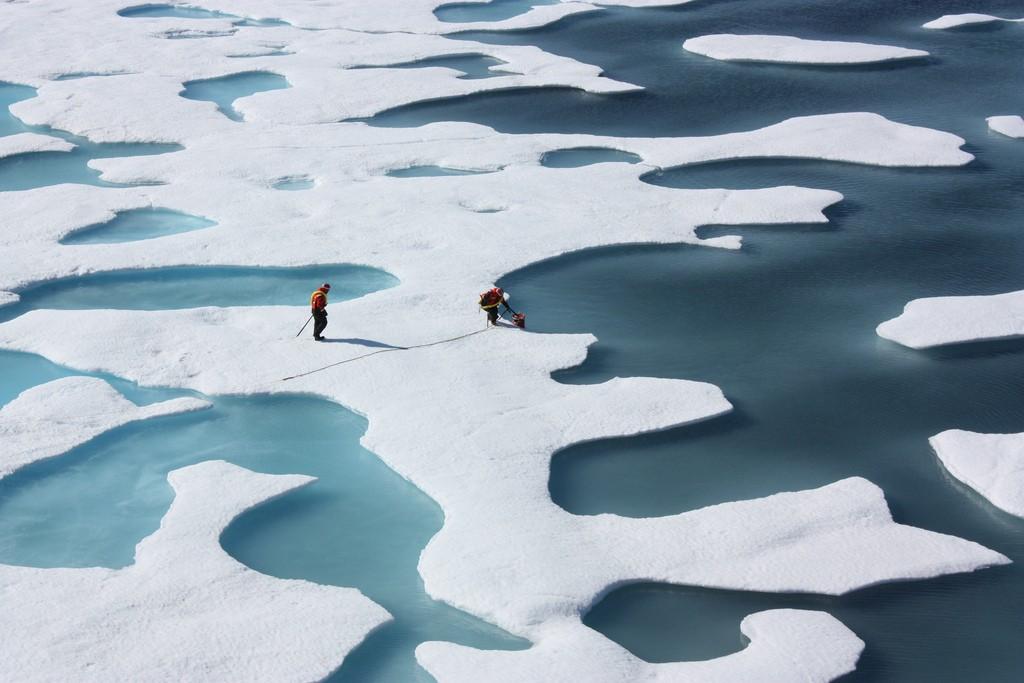 População do Ártico está assustada com misterioso ruído que vem do mar