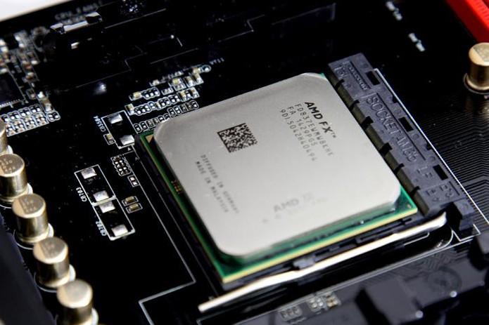 CPUs FX da AMD são as mais indicadas para a montagem de computadores para games (Foto: Reprodução/Guru3D)