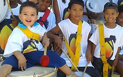 Blocos de Carnaval infantis do Rio de Janeiro