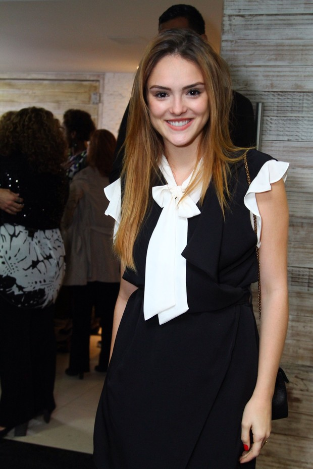 Isabelle Drummond (Foto: Anderson Borde/AgNews)
