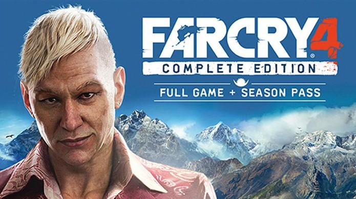 Far Cry 4: Complete Edition trará o jogo original e todos os DLCs extras do Season Pass (Foto: Reprodução/Eurogamer)