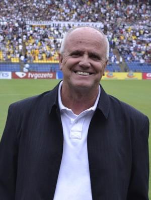 Armando Zanata, diretor executivo do Rio Branco-ES (Foto: Sidney Magno Novo/GloboEsporte.com)