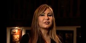 """Famosa pela música """"Como uma deusa"""", a cantora Rosana não somou votos suficientes (Foto: Reprodução/TV Globo)"""