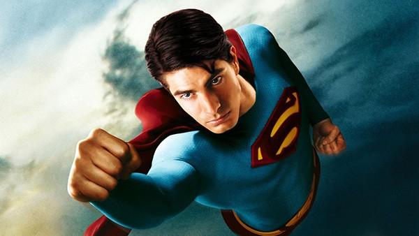 Brandon Routh em 'Superman: O Retorno' (2006) (Foto: Divulgação)