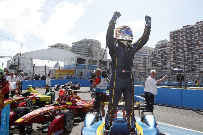 Sebastien Buemi Fórmula E (Foto: Divulgação)