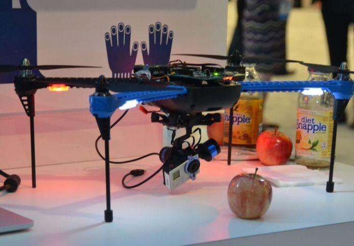 Já imaginou um computador completo num drone? A Intel sim (Foto: Divulgação)