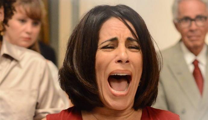 Glória Pires vive a personagem principal da comédia (Foto: internet)