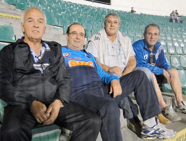 Torcida Cruzeiro (Foto: Tarcísio Neto / Globoesporte.com)